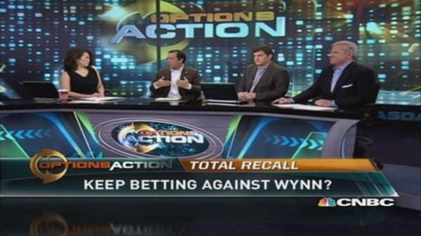 Fold on casino stocks?