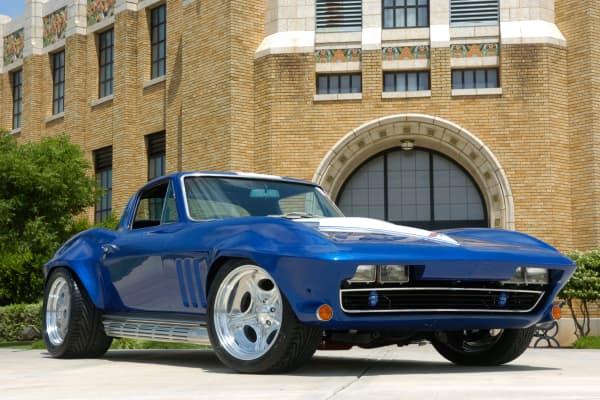 1965 Chevrolet Corvette Custom Big Block Coupe