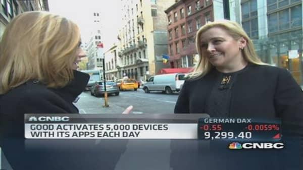 BlackBerry disruptor 'Good' eyeing IPO