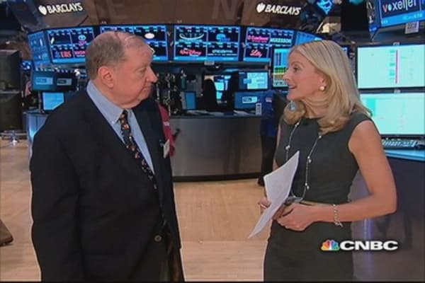 Cashin says: Hope for the 'Santa Claus rally'