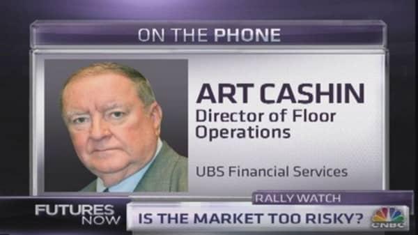 Cashin: How stocks will close the year