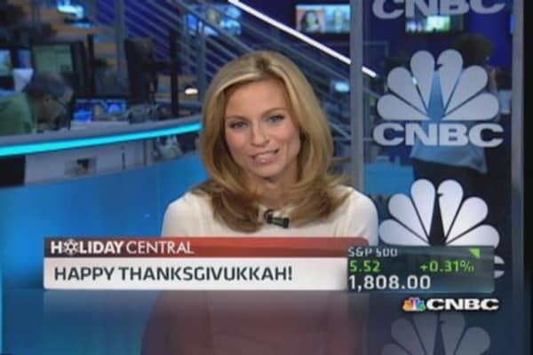 The Hanukkah effect
