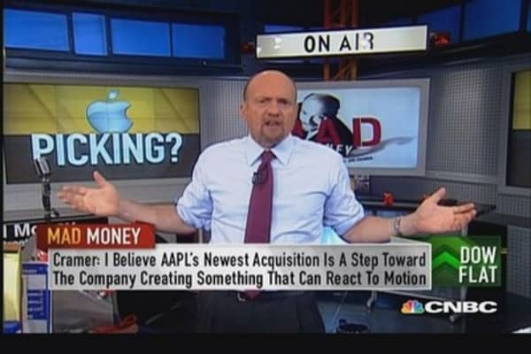 Apple moving on real engineering: Cramer