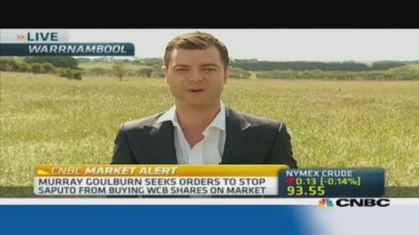 Battle for Australia's oldest dairy maker heats up