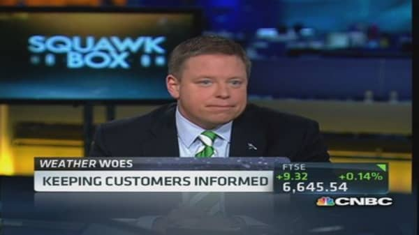Jetblue COO: FlightAware a great product