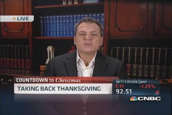 Taking back Thanksgiving