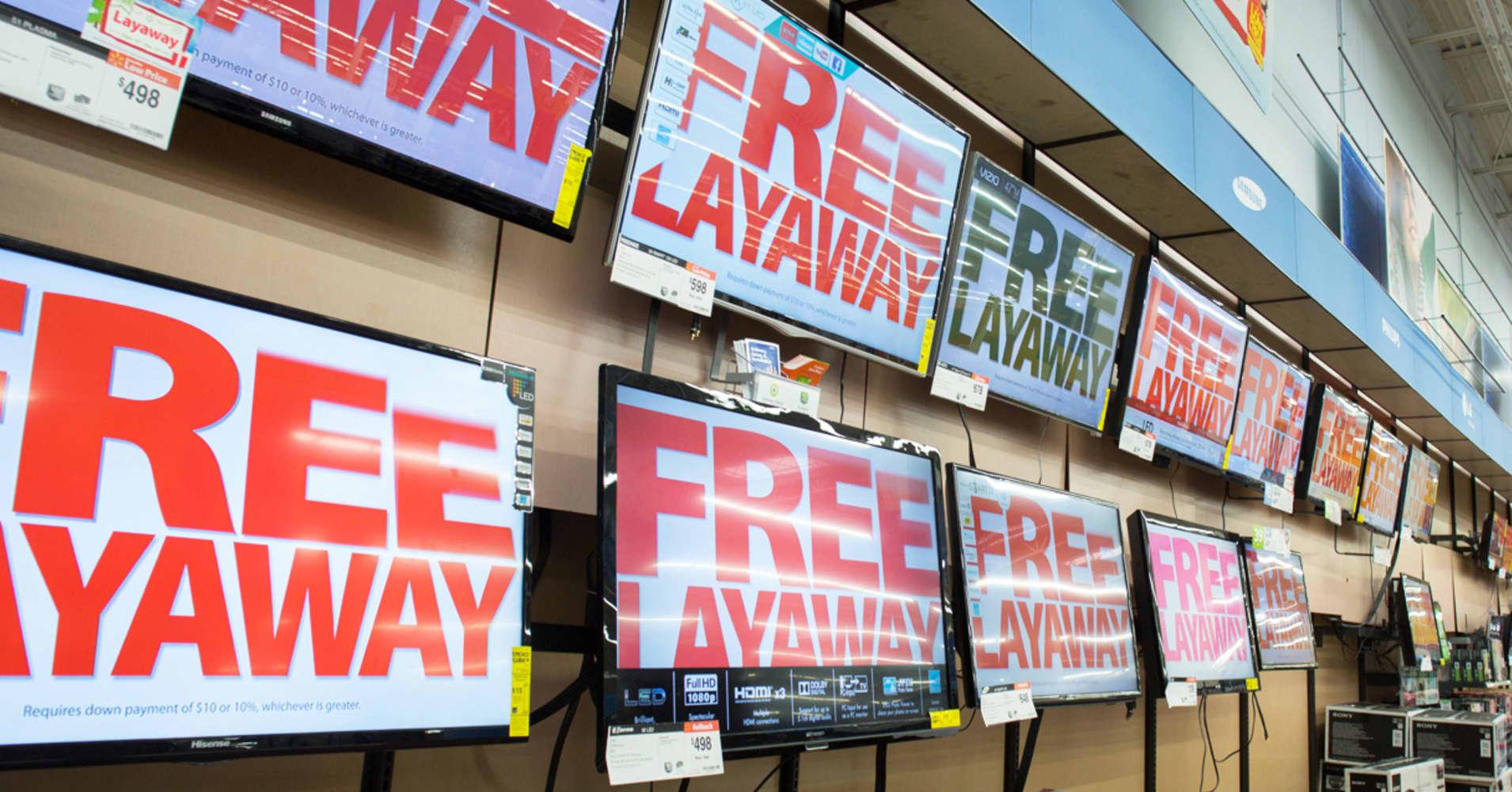 Stores make layaway cheaper, but dangers lurk