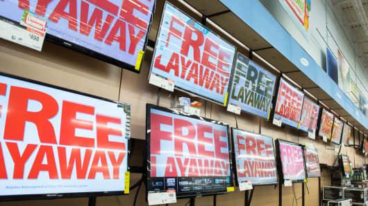 Layaway ads