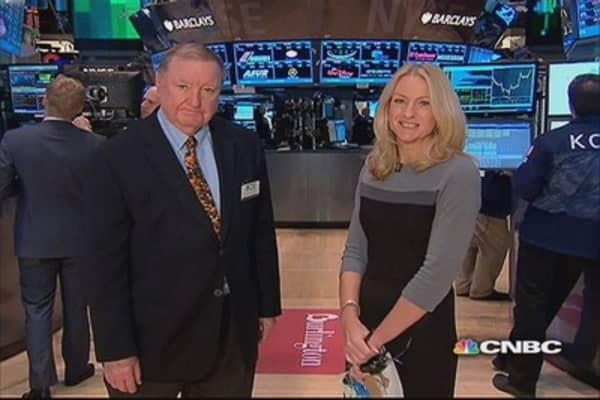 Cashin says: Watch market close selling