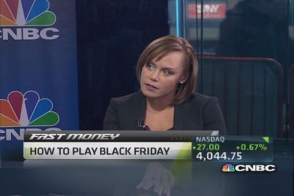 Bearish Black Friday?