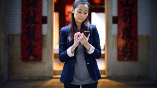 Premium Chinese women smartphone