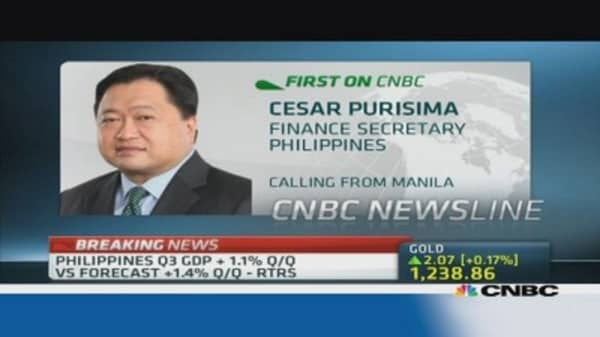Can Philippines maintain high growth next year?