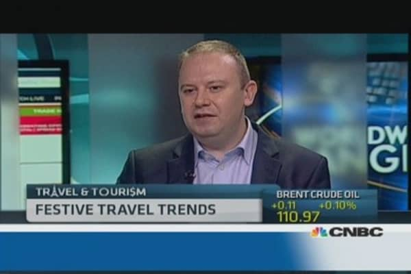 Travel trends: City breaks still favorites