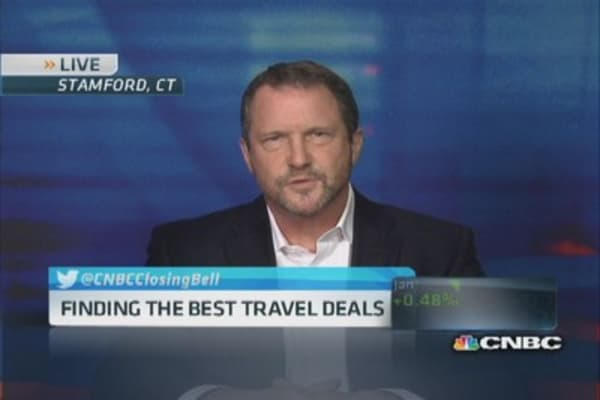 Priceline.com NA CEO: Great savings year round