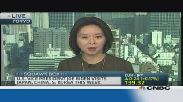 Biden to visit Japan, China, South Korea this week