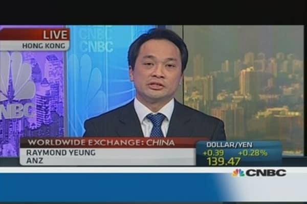 The Chinese economy is 'very stable'