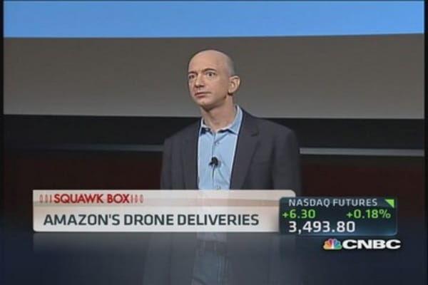 Amazon's Bezos is the new Steve Jobs: Analyst