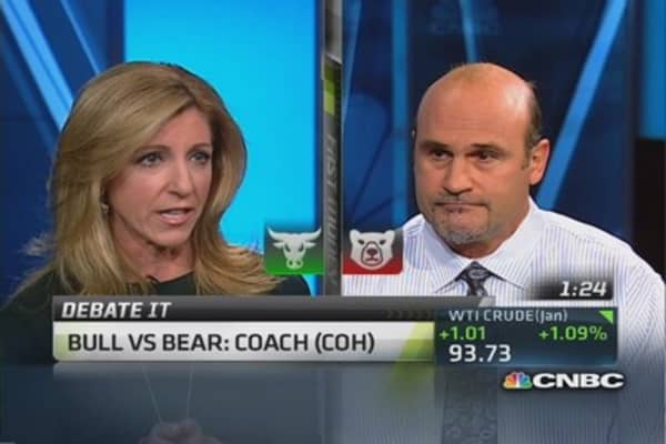 Debate it: Bull vs bear on Coach