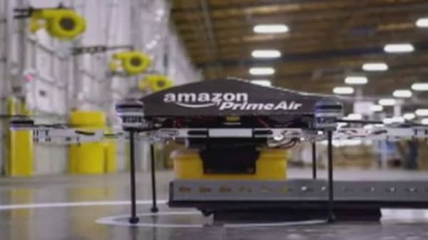 When will Amazon pay off?