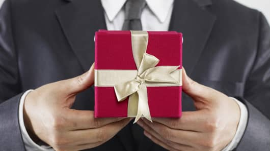 Worst christmas gifts from boss