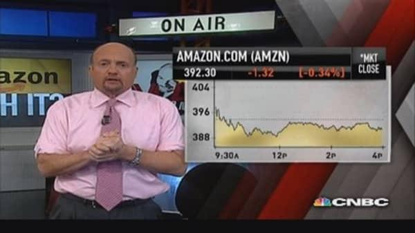 Is Amazon worth $400?