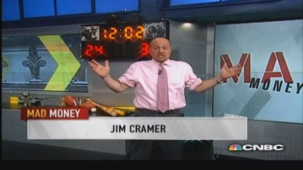 IBM has lost its appeal: Cramer