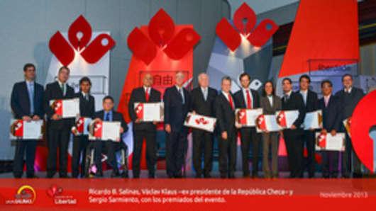 Libertad Award
