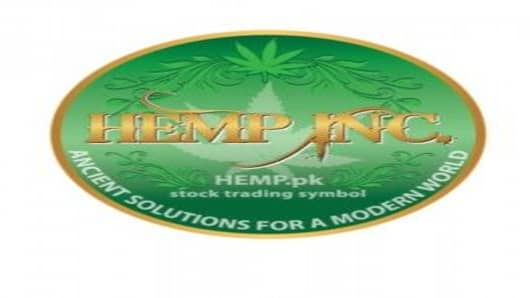 Hemp, Inc. Company Logo