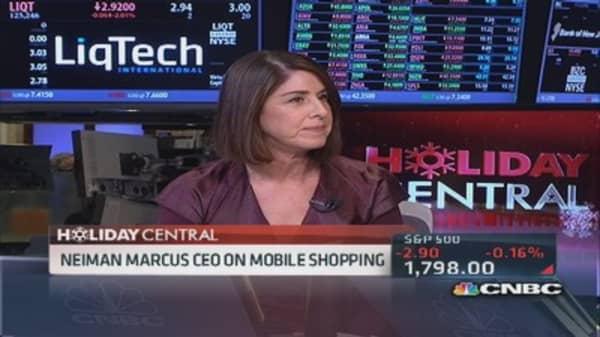 Neiman Marcus CEO: New shopper generation between channels