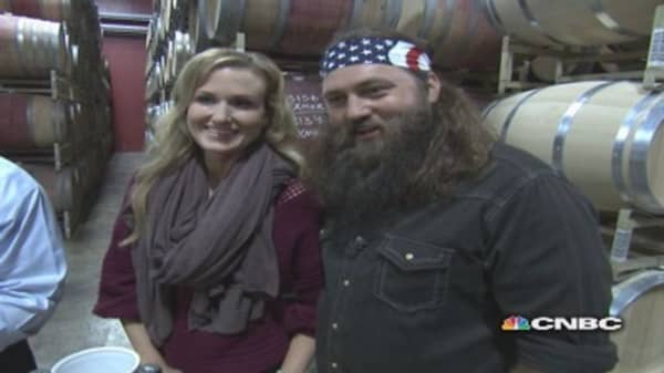 'Duck Dynasty' launches 'Duck Commander' wines