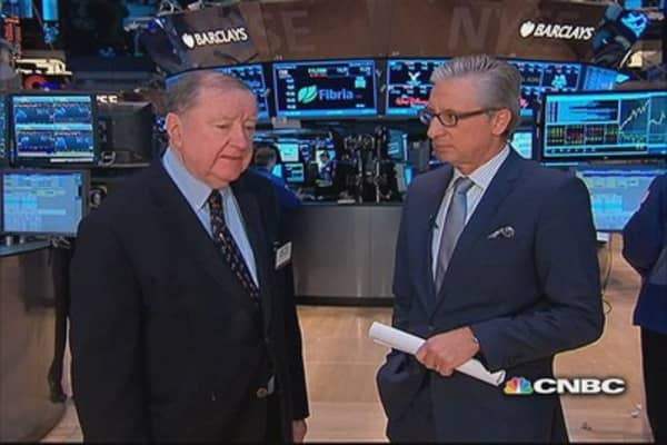 Cashin says: Selling in cyclical stocks