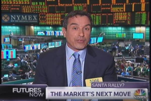 Trader: It's no longer just a Fed-driven rally