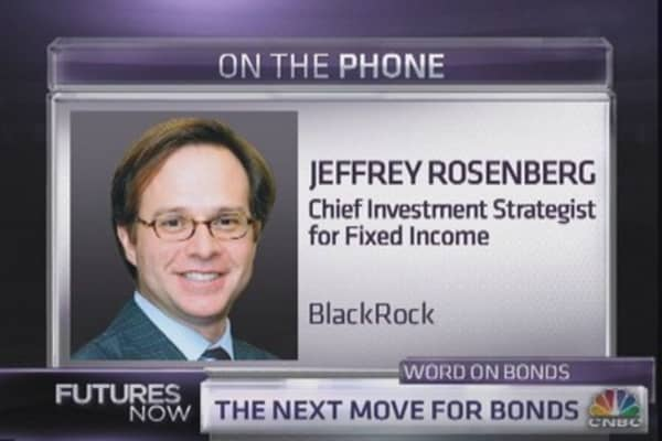 BlackRock's bond guru: Stocks looks better than bonds