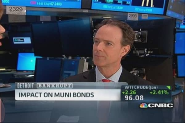 Will investors lose interest in muni bonds?
