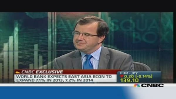 World Bank lowers forecasts for East Asia