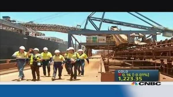 A peek inside Port Hedland, Pilbara's iron ore hub