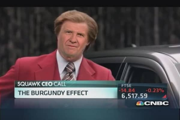 The Ron Burgundy effect drives Durango sales