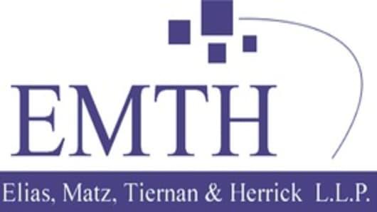 Elias, Matz, Tiernan & Herrick L.L.P. Logo