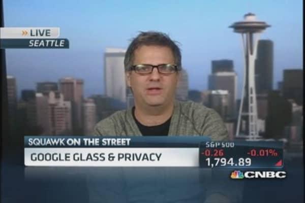 Cafe says 'no' to Google glass