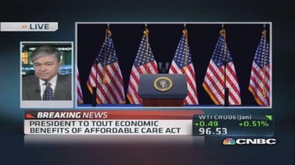 Pres. Obama to tout ACA benefits