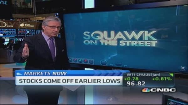 Pisani: Confusion in the markets