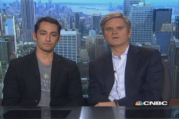 How I got Steve Case to invest in Sweetgreen