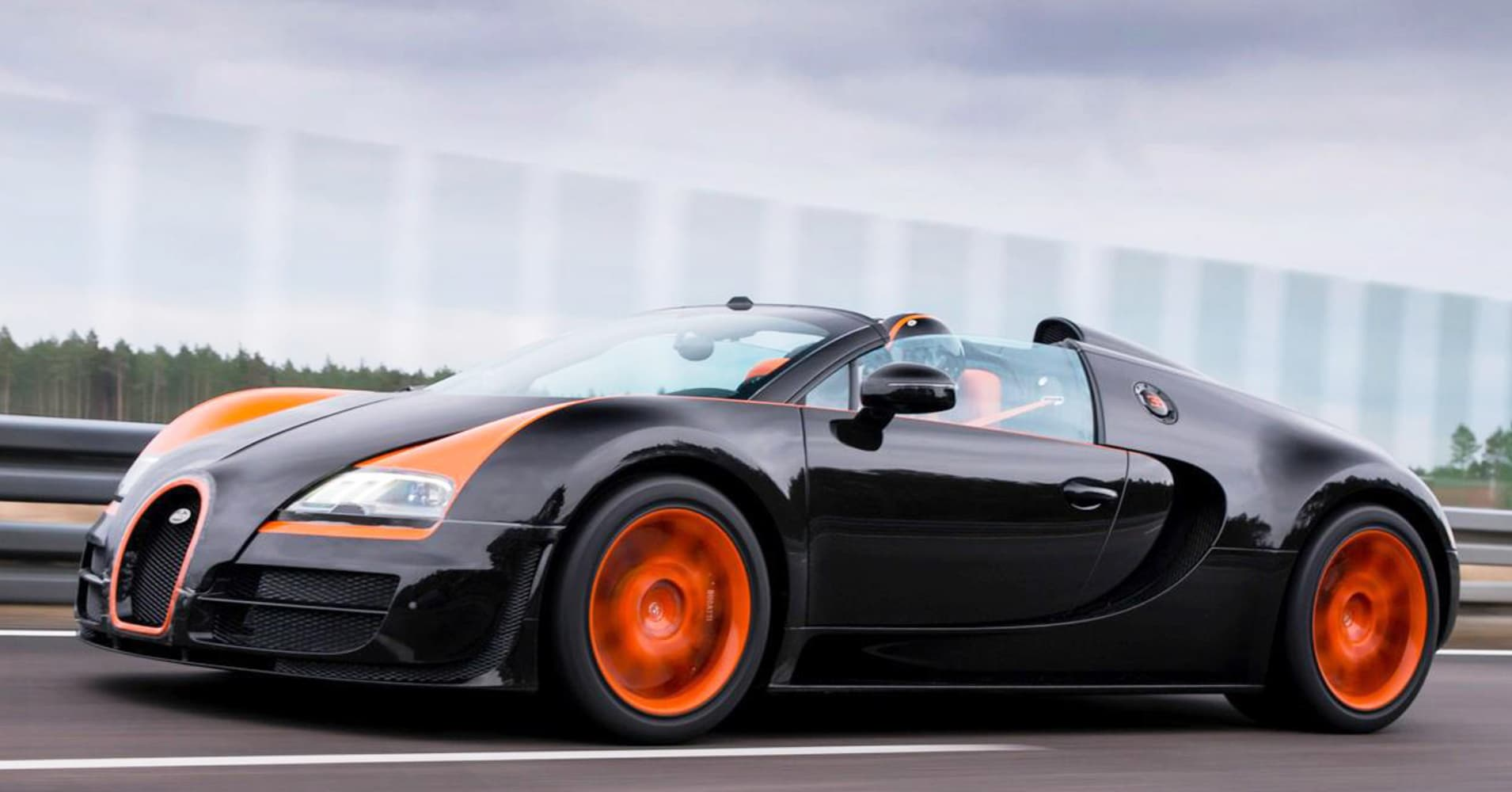 a bugatti hypercar's oil change costs as much as buying another car