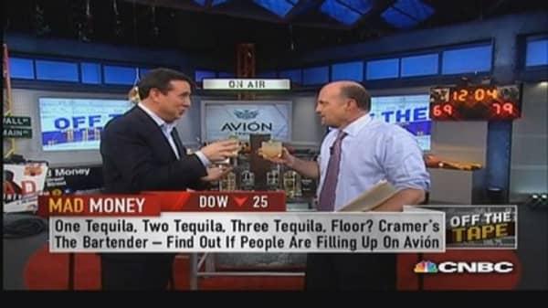 'El Cramer Loco' cocktail