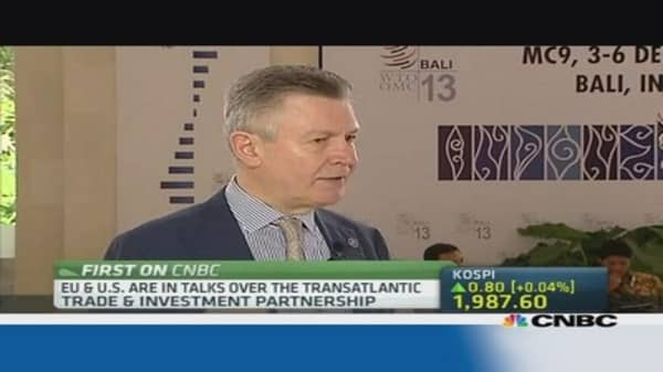 Hopeful for WTO deal: European Trade Comissioner