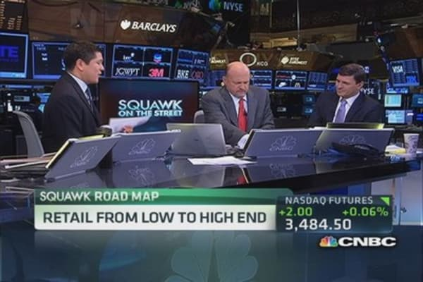 Retail is very hard to figure: Cramer