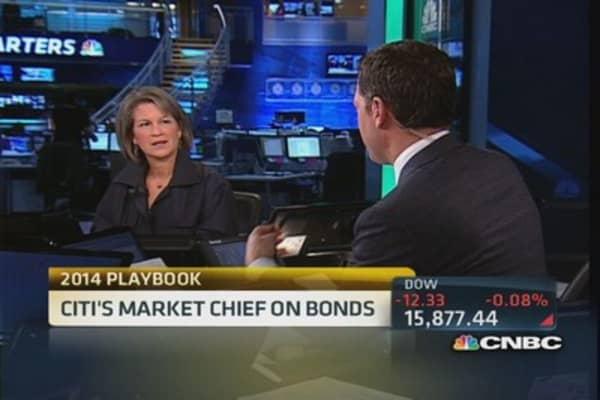 I like municipal bonds for 2014: Pro