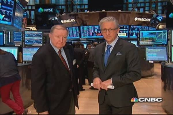 Cashin says: Market losses 'extensive but not deep'
