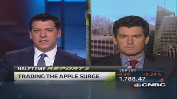 Apple a 'strong buy': Marshall