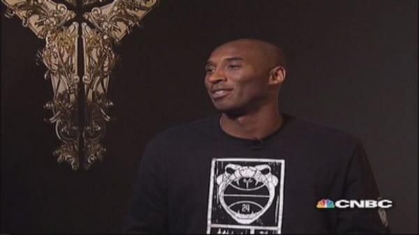 Renaissance man Kobe Bryant